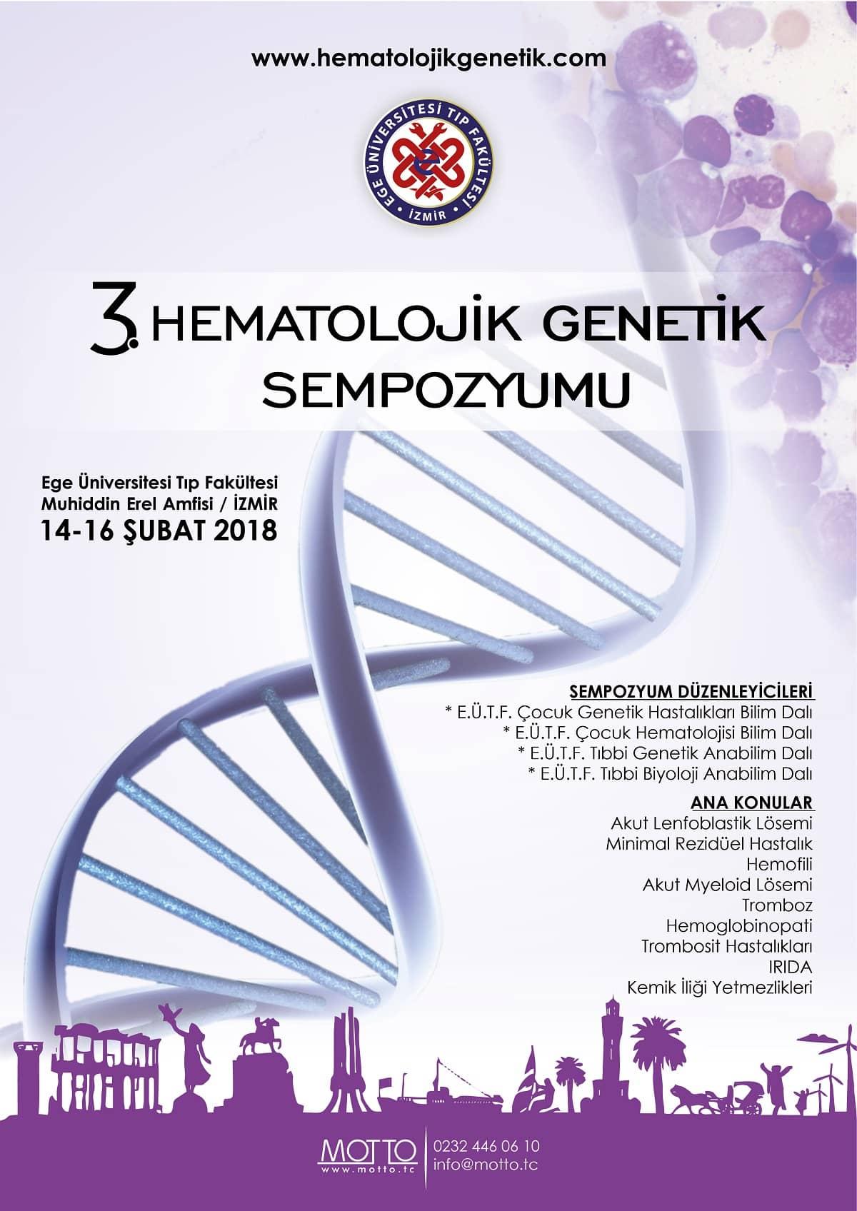 Hematolojik Genetik Kongresi